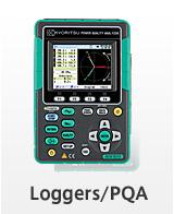 Loggers/PQA