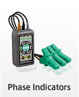 Phase indicators
